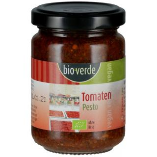 Tomaten Pesto, vegan