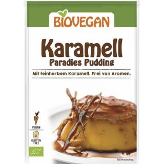 Paradies Pudding Karamell