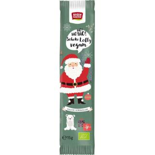 Veganer Lolly Nikolaus