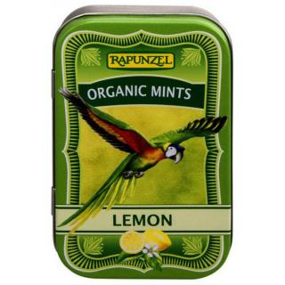 Organic Mints Lemon HIH