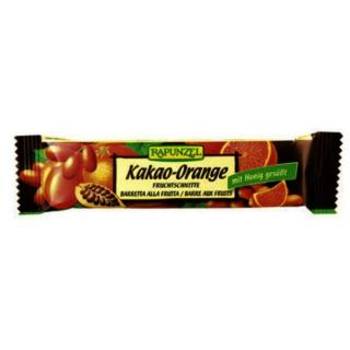Fruchtschnitte Kakao-Orange