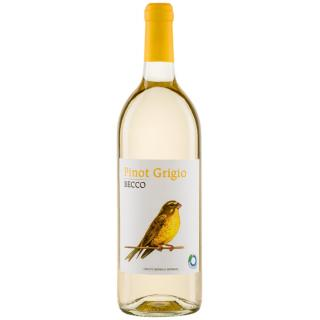 BECCO Pinot Grigio IGT 2020 1l