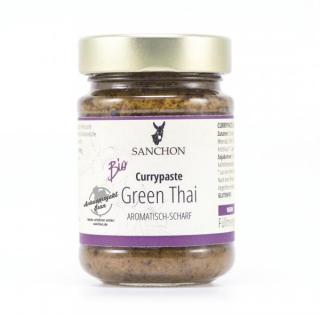 Currypaste Green Thai, Sanchon