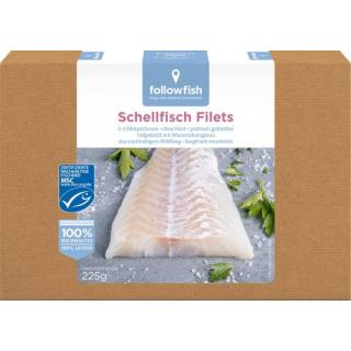 Schellfisch Filets MSC